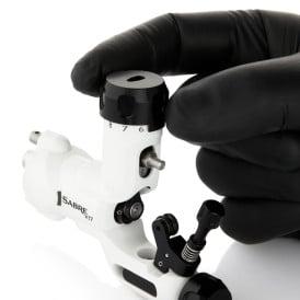 Sabre tattoo machine X17 Polar White 2