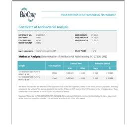 Sabre tattoo machine X17 graphite certificate