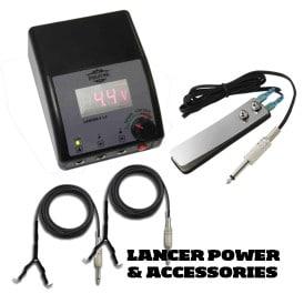 Tattoo power supply Lancer 02