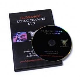 hildbrandt tattoo training dvd