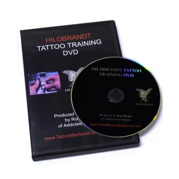 hildbrandt tattoo training dvd