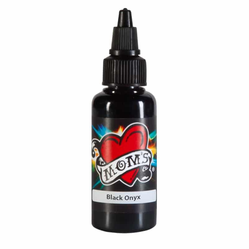 Moms tattoo ink black onyx for sale at our tattoo ink shop for Cheap moms tattoo ink