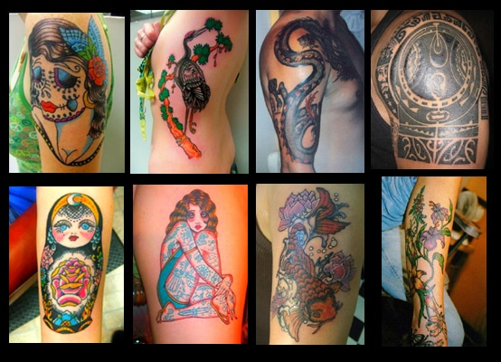 erick stylez hildbrandt tattoo artists and gallery