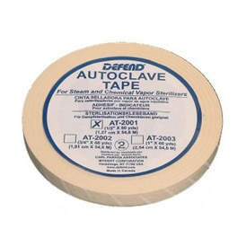 Defend Autoclave Tape