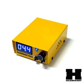 Spartan Tattoo Power Supply Yellow
