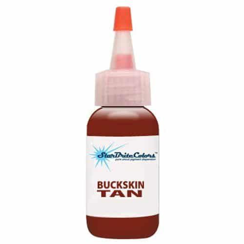 Starbrite Buckskin Tan