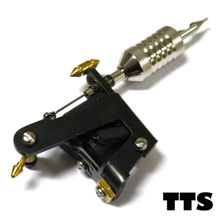 TTS Tattoo Machines: The Old Timer