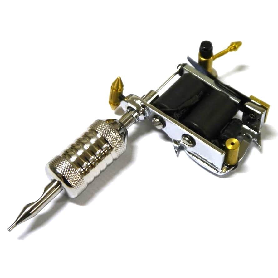 mickey sharps tattoo gun 4