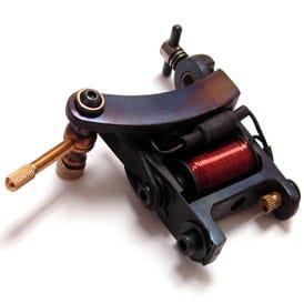 old tattoo gun