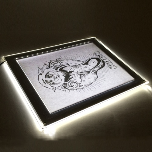 tattoo light box for lightbox flash drawings and designs