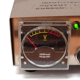 old tattoo power supply