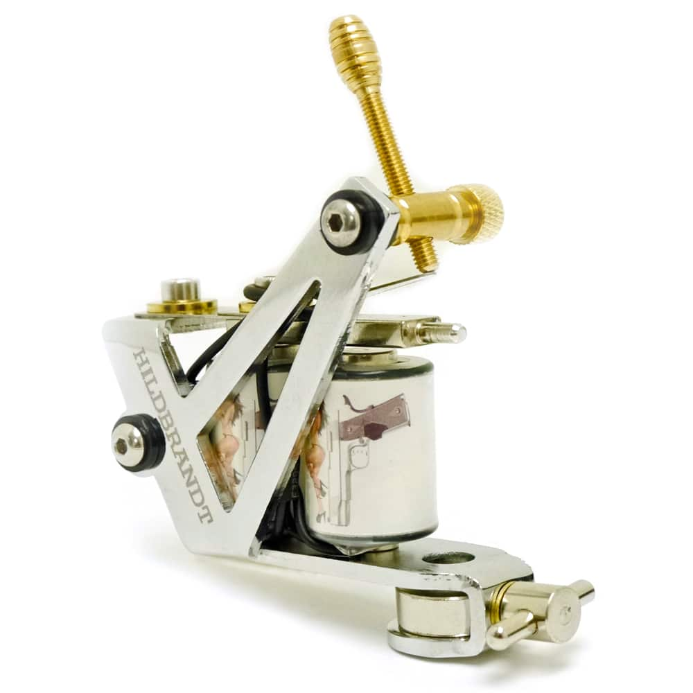 Rotary Tattoo Machine Review Hildbrandt Bere...
