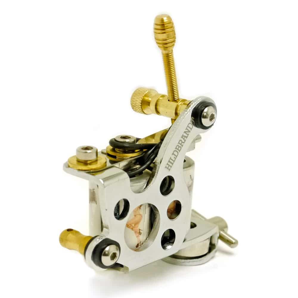 Hildbrandt 44 magnum tattoo machine gun liner for Tattoo liner machine