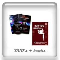tattoo dvd book