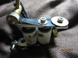 tattoo gun custom