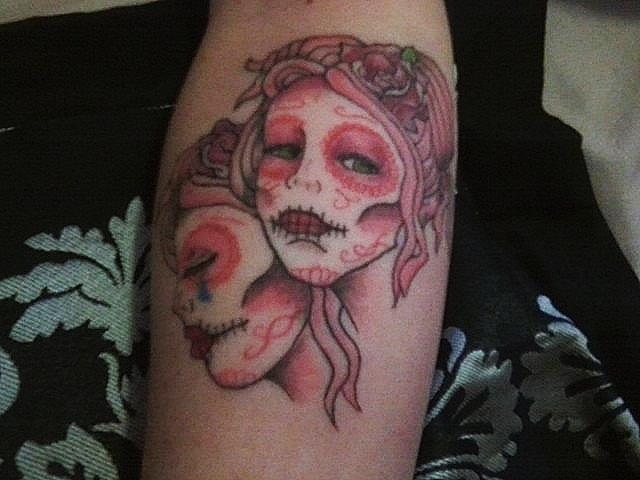 josh derish tattoo 2