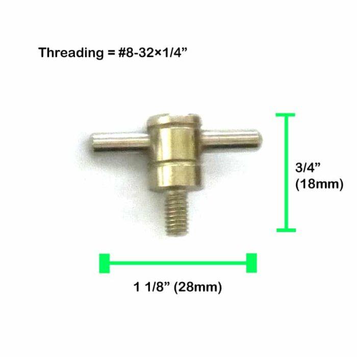 tattoo machine vice clamp screw