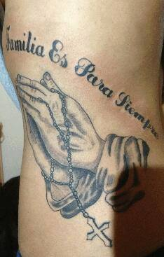 praying-tattoo