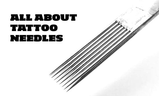 all about tattoo needles