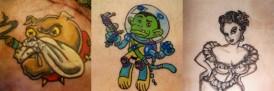 Mike baxter tattoo designs