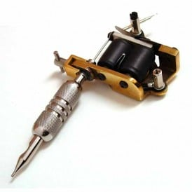 mickey sharps tattoo machine