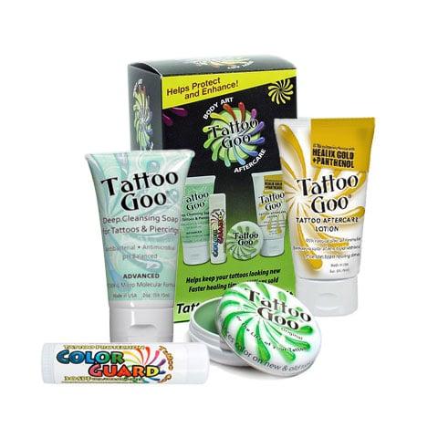 inkstar tattoo kit instructions