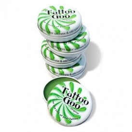 tattoo goo aftercare salve tins