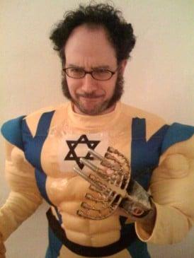 worst costume jew