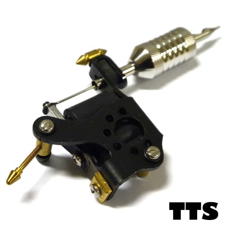TTS tattoo machine 4