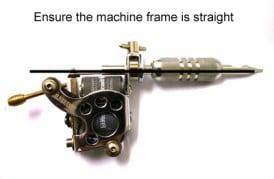 tattoo gun geometry