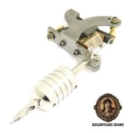 Custom Tattoo Machine Iron Relentless