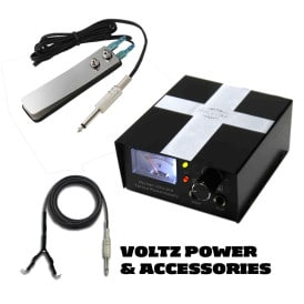 tattoo power supply voltz
