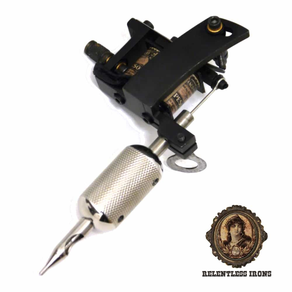 custom tattoo machine boss bulldog 2
