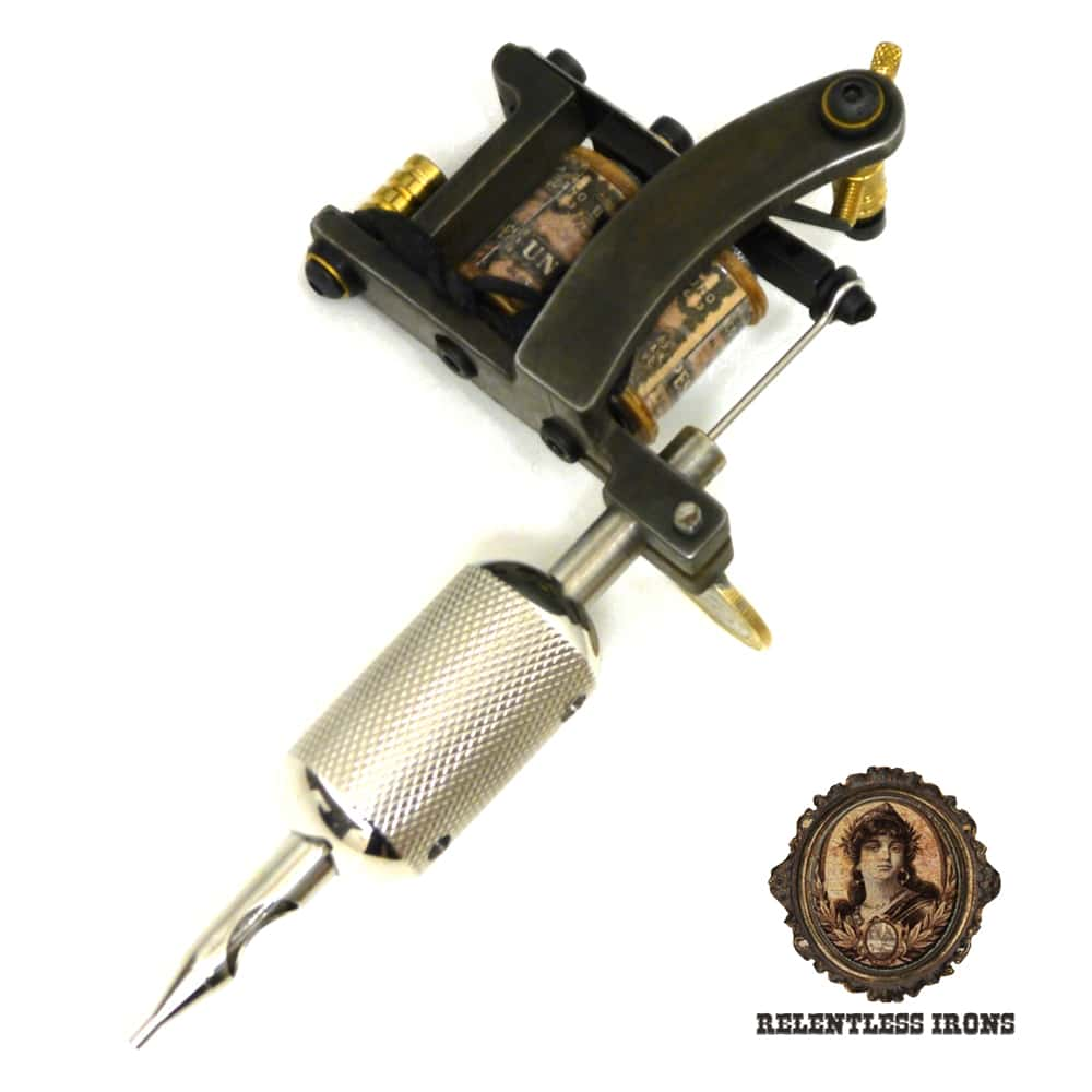 Custom Tattoo Machine Bulldog Liner 1