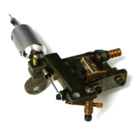 custom tattoo machine dietzel 3