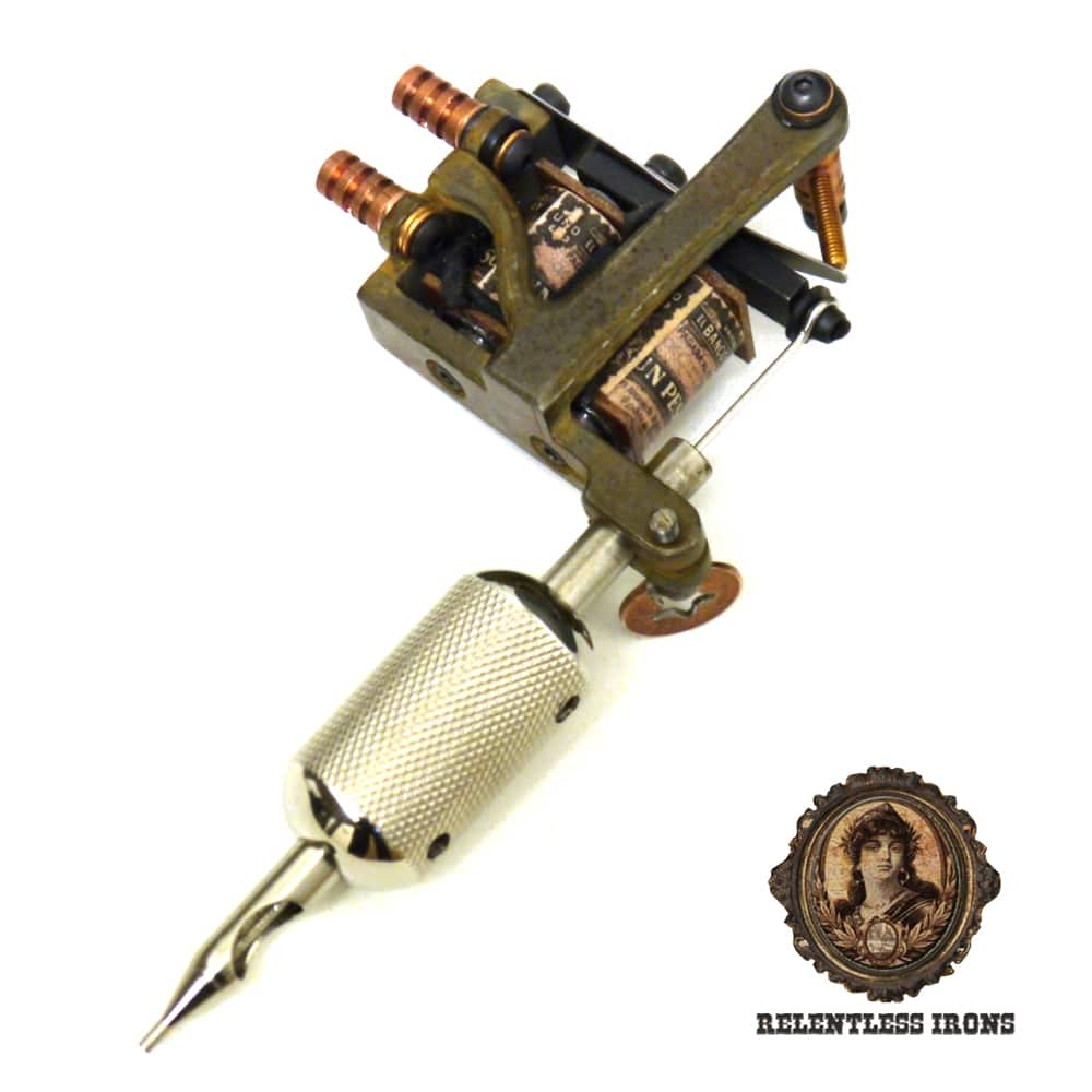 custom tattoo machine jonesy 2