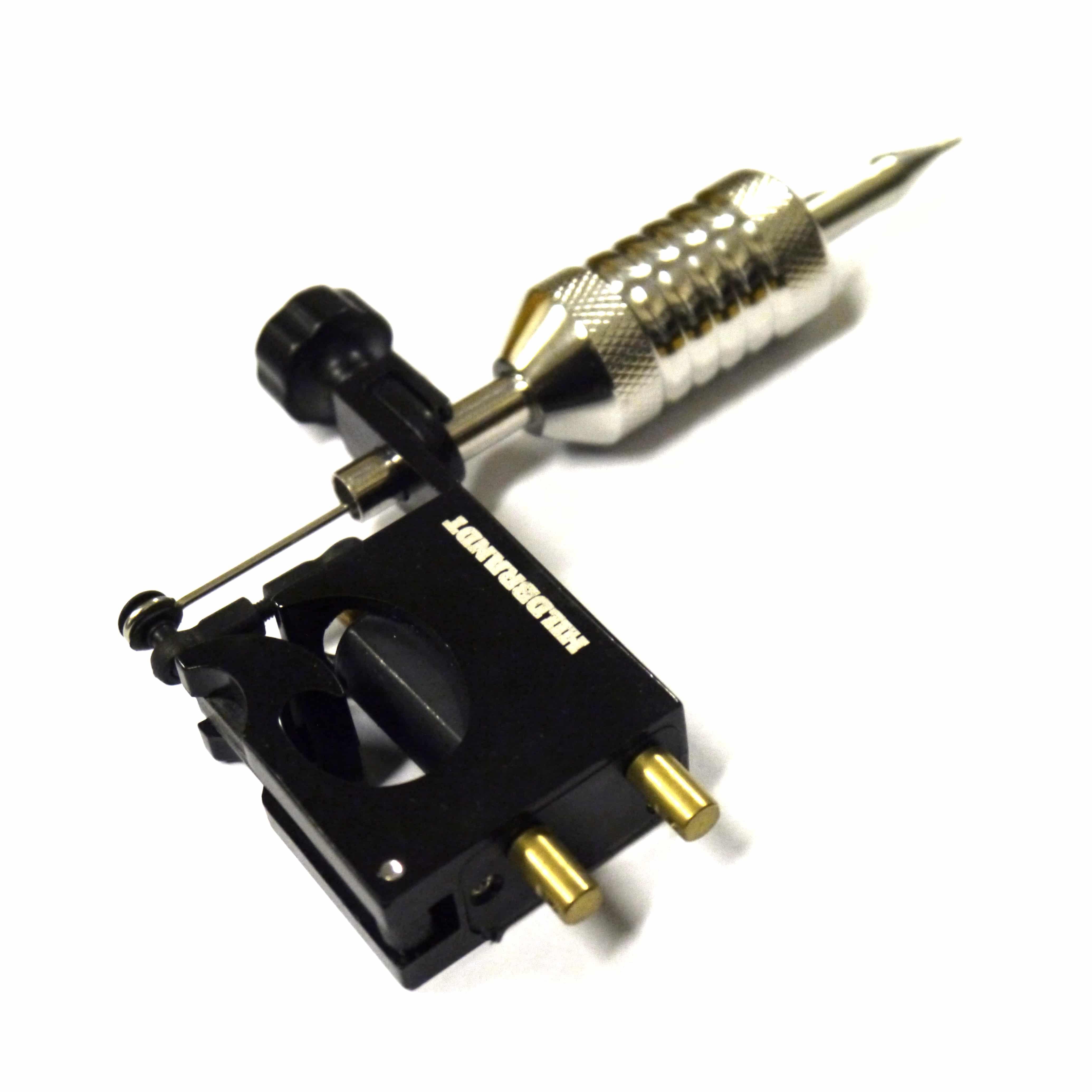 Rotary tattoo gun
