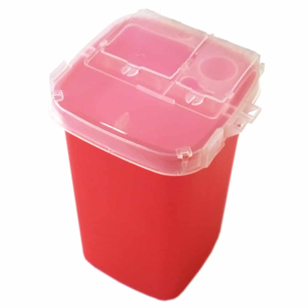 sharps container tattoo 1L
