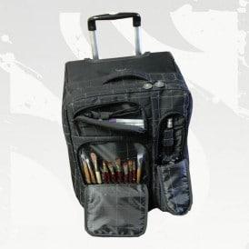 Sullen Blaq Paq Tattoo Luggage Bag 2
