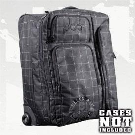 Sullen Blaq Paq Tattoo Luggage Bag