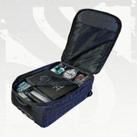 Sullen Blaq Paq Tattoo Luggage Bag 4