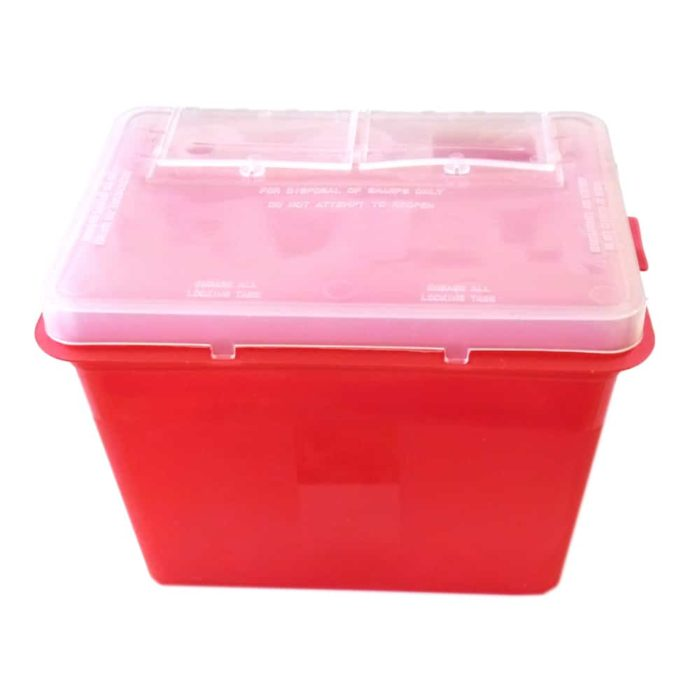 tattoo sharps container 2l