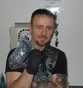 Robbie Dufresne Tattoo Artist