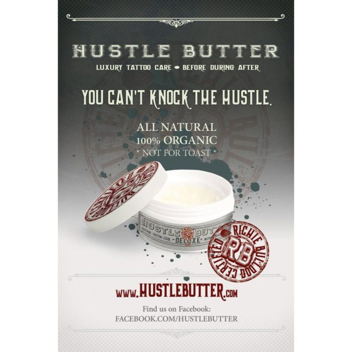 Hustle Butter Deluxe Lotion