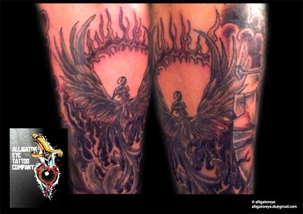Pheonix Tattoo