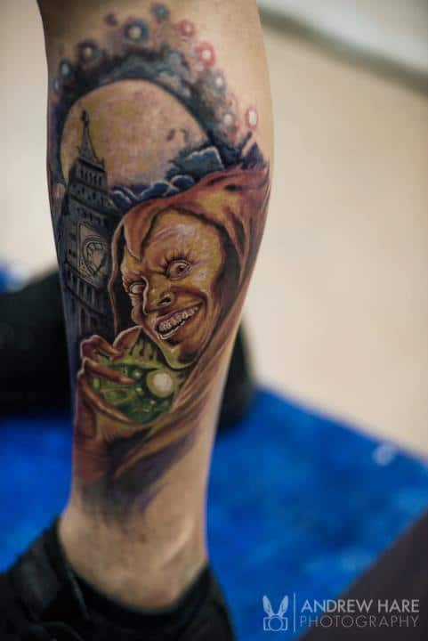 Goblin Tattoo