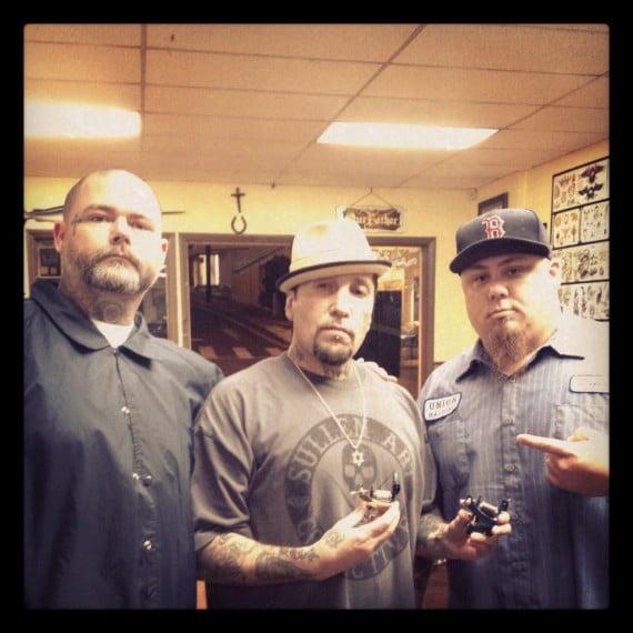 freddy negrete tattoo machine union