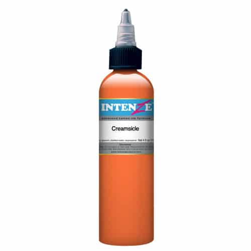 intenze tattoo ink creamsicle 1oz