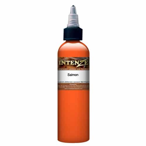 Intenze Tattoo Ink, Mike DeMasi Salmon 1oz