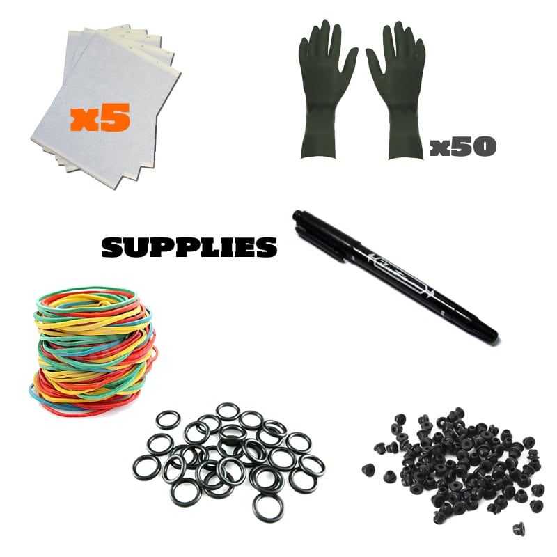 tattoo supplies tkpak3